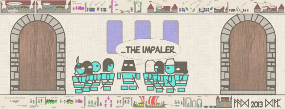 ...the Impaler.