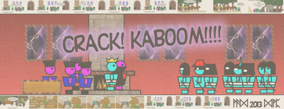 CRACK! KABOOM!!!