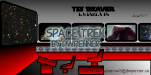 Space Trek by DWPenner