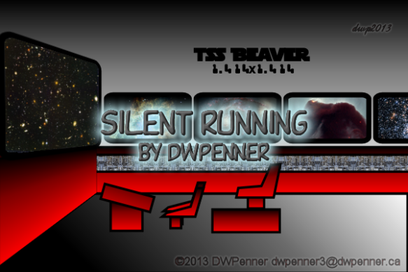Silent Running by DWPenner