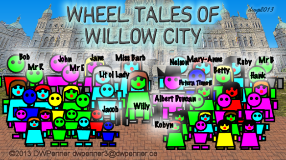 Wheel Tales of Willow City