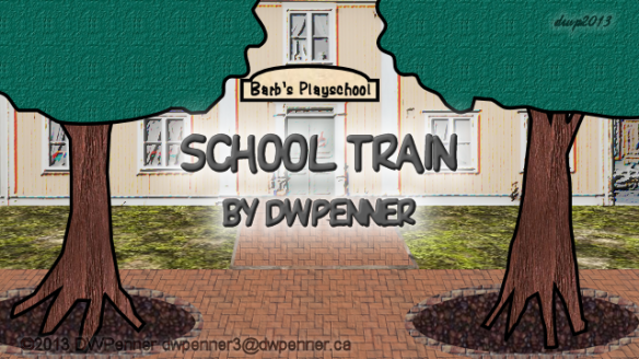 School Train — by DWPenner