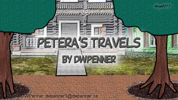 Petera's Travels — by DWPenner