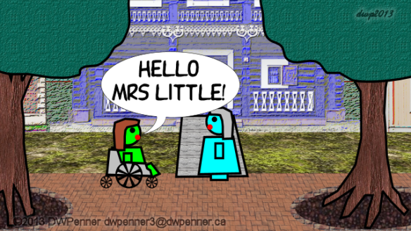 Hello Mrs Little!
