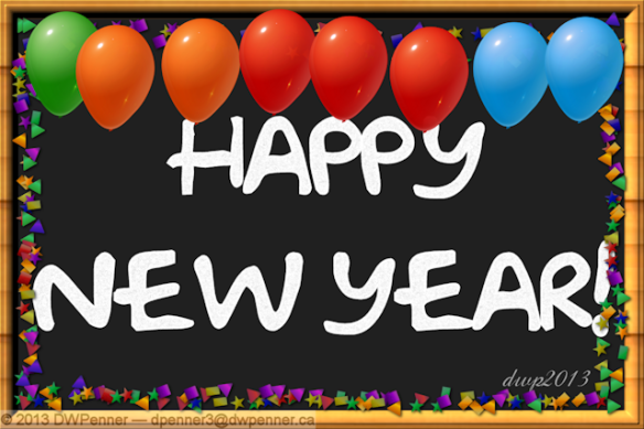 Have a great New Year!