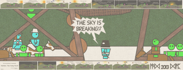 The Sky is Falling 267