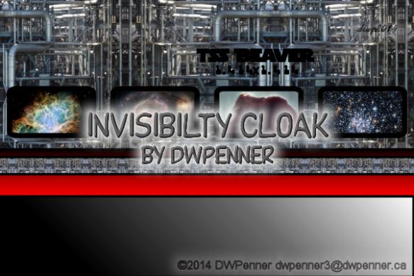 Invisibility Cloak 00