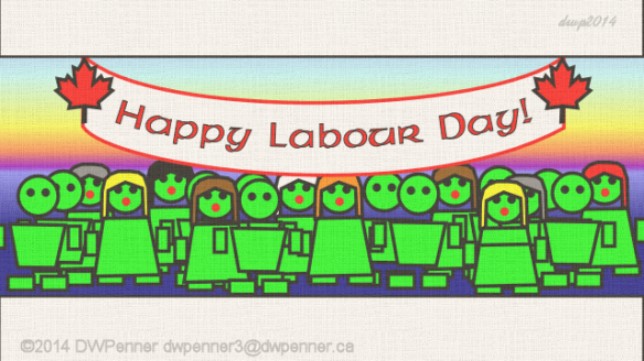 Labour Day 2014