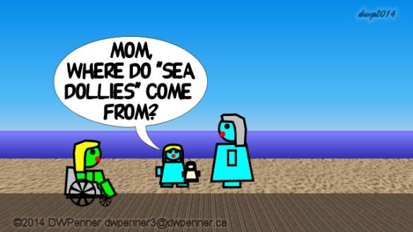 Sea Dollies 05