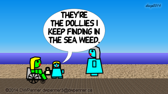 Sea Dollies 06