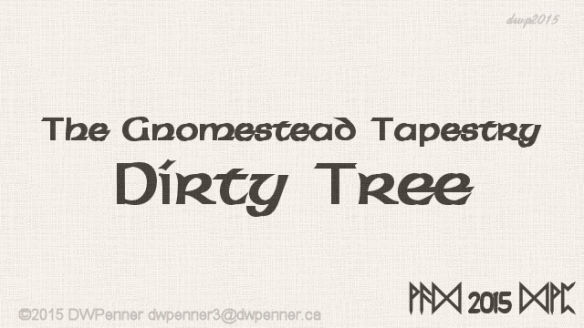 Dirty Tree 00