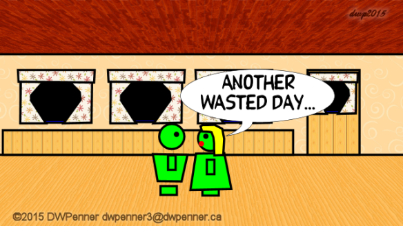 A Day Wasted 07