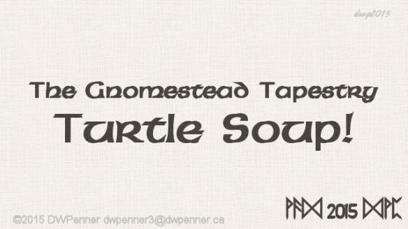 Turtle Soup 00