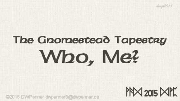 Who Me 00