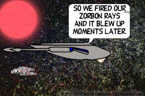 A New Omen 5507