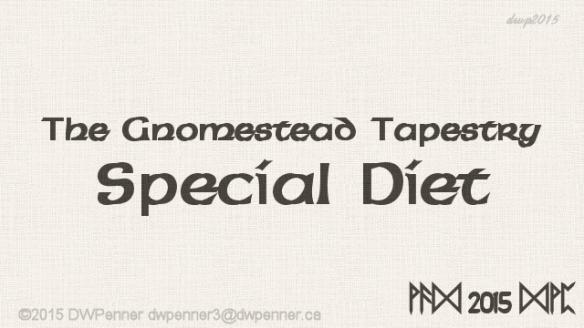 Special Diet 00