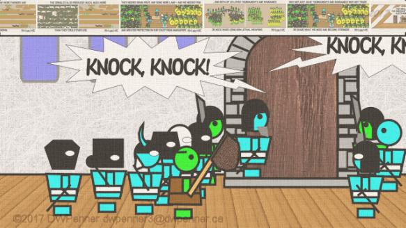 Knock 08